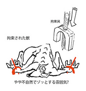 Gral of Erebos Sketch 6 - Concept Art (Sen III)