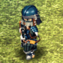 Jaeger Woman CA04640 (Sora SC Monster)