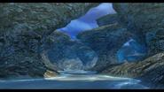 Auros Coastal Road marine cave Photo (Sen IV)