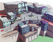 Central Square - Concept Art (Zero)