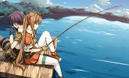 Estelle Fishing 2