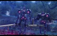 Magic Soldat - Sorge (Sen IV)