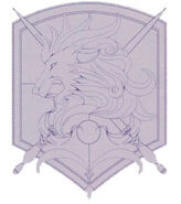 Thors Military Academy Emblem Initial Design - Concept Art (Sen)