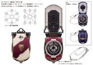 Arcus Initial Design 1 - Concept Art (Sen)