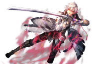 Rean Schwarzer - S-Craft Berserk Tattered (Sen IV)