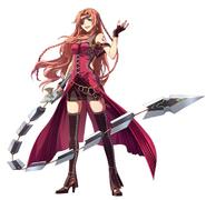 Scarlet Full Artwork (Sen I)