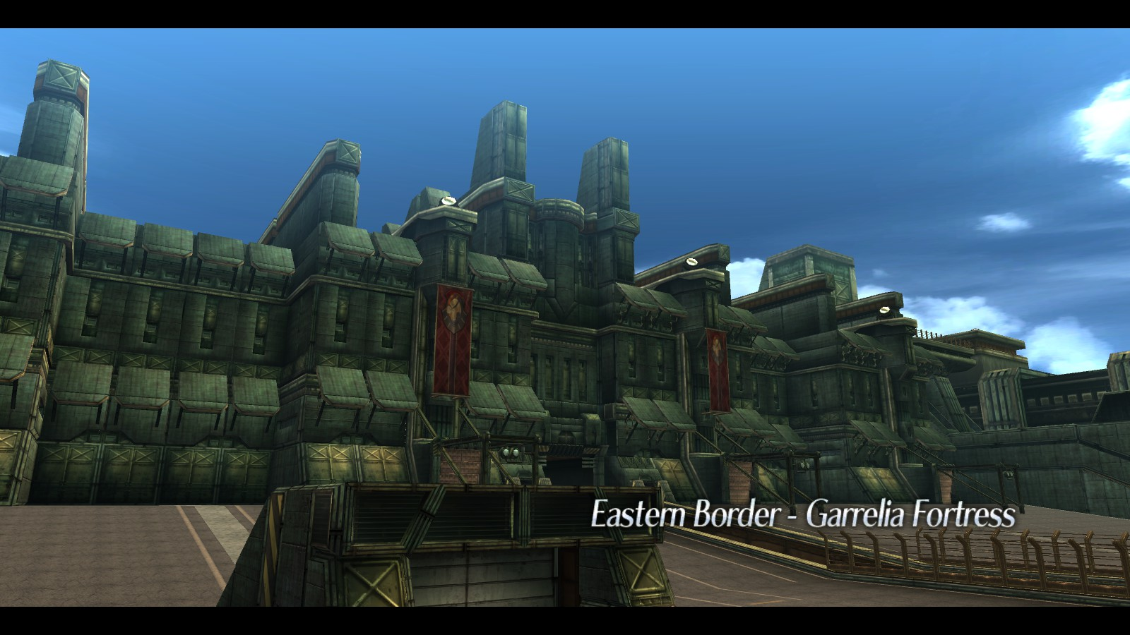 Garrelia Fortress