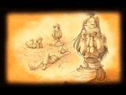 Memories - Karin Playing the Harmonica - Visual (SC)