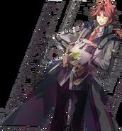 Thomas Lysander Hollow - S Craft (Hajimari)