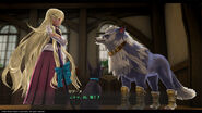 Zeit - Promotional Screenshot 2 (Hajimari)