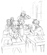 Class VII - Sketch 1 (Sen)