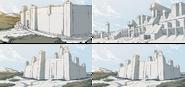 Dreknor Fortress 3 - Concept Art (Sen III)