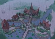 Erin Village - Concept Art 2 (Sen IV)