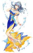 Claire Rieveldt Mermaid S-Craft (Akatsuki)