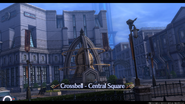 Crossbell City (Central Square) - Introduction (CS III)