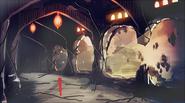 Tuatha De Danann Interior - Concept Art 1 (Sen IV)