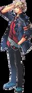 Ash Carbide Key visual (Hajimari)