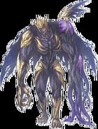 Emperor Monster form Concept Art (Hajimari)