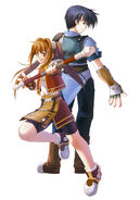 Estelle & Joshua - Key Visual (FC)