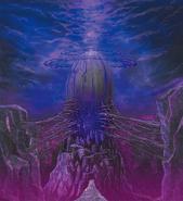 Gral of Erebos 1 - Concept Art (Sen III)