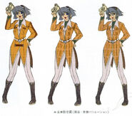 Grace - Outfit Variations (Zero)