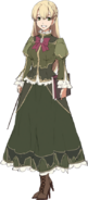 Mary (cold steel)