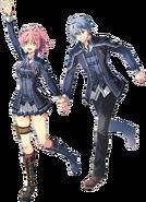 Juna and Kurt Key Visual (Hajimari)