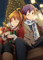Couple at Holy Night - Official Artwork (SC Evo)