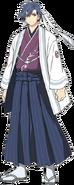 Rean Schwarzer alt costume (Hajimari)