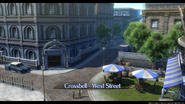 Crossbell City (West Street) - Introduction (CS III)