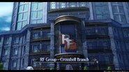 Crossbell City (RF Group Branch) - Introduction (CS III)