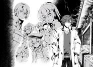 Rean & Class VII - Episode 23 (Hajimari)