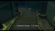 Crossbell City (Geofront Sector B S-II) - Introduction (CS III)