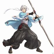 Crow Armbrust Shinsengumi S-Craft (Akatsuki)
