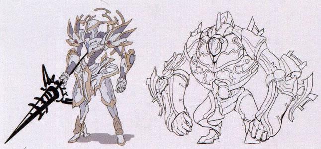 Magic Knight Early Design 1 - Concept Art (Sen II).jpg