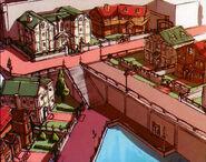 Residential Area - Concept Art (Zero)