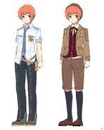 Elliot Craig - Vestless & Casual Clothes (Sen)