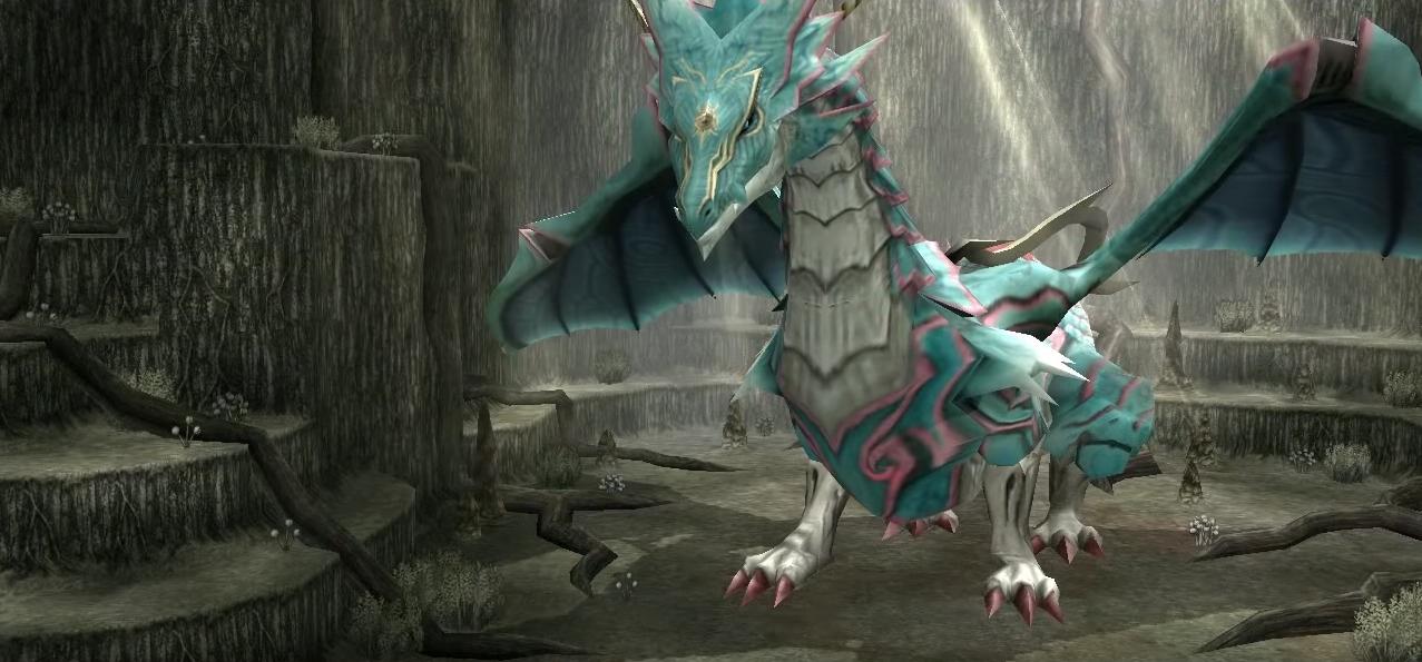 Ancient Dragon's Dwelling