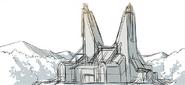 Einhell Fortlet 8 - Concept Art (Sen III)