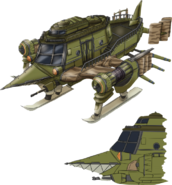 Bobcat II Concept Art (Sen IV)