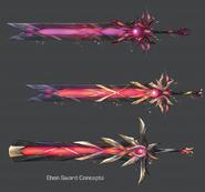 Ebon Sword Concept Art 2 (Sen IV)
