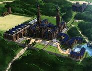 Thors Military Academy Initial Design - Concept Art (Sen)