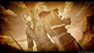 Gaius Worzel & Barkhorn 1 - Visual (Sen III)