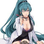 Luciola Nurse S-Craft (Akatsuki)
