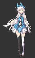 Magical Allie (Hajimari)