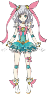 Lapis Rosenberg magical alt outfit (Hajimari)