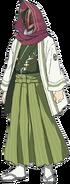 C Masked Alt outfit (Hajimari)