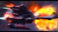 Courageous explosion 1 (Sen III)
