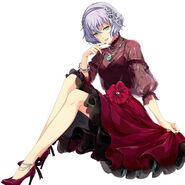 Sharon Krueger party dress S-Craft (Akatsuki)