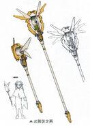 Tio - Weapon Sketch (Zero)